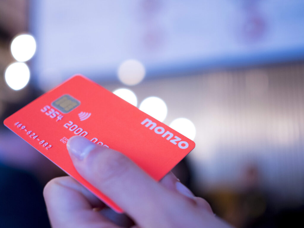 Monzo Card 4 1024x768 - Fintechs need to rethink revenue models in the post-Covid-19 era