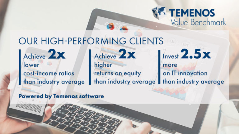 Temenos data reveals digital transformation improves banks' profitability
