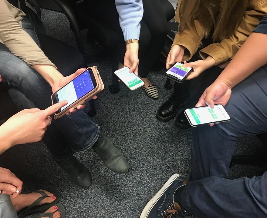 Coronavirus drives up fintech app use by 72% in one week