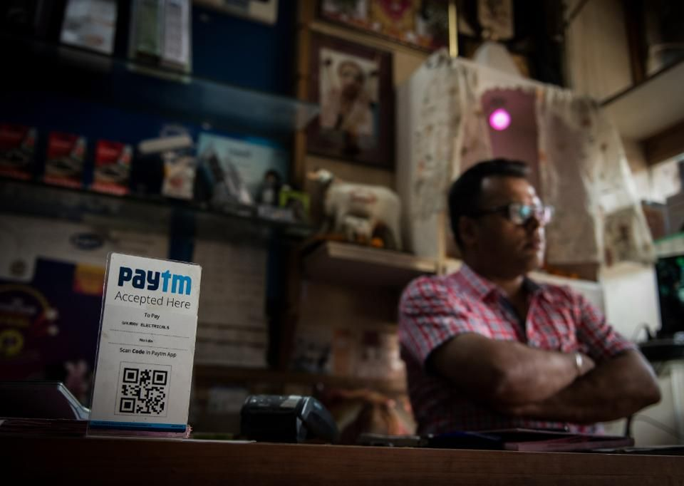 India: digital payments are down nearly a third as covid takes toll