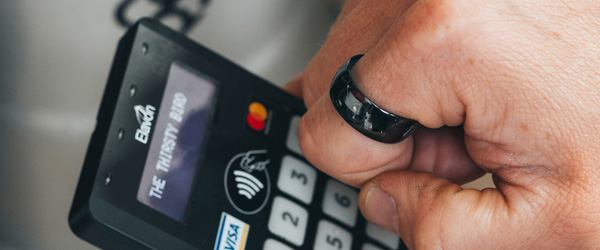 K Wearables chooses Moorwand to power its contactless payments ring