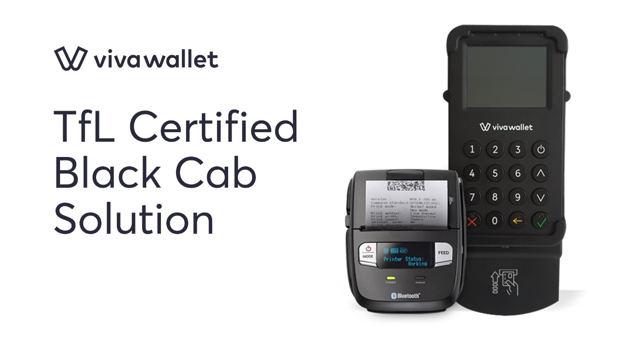 Viva Wallet launches London black cabs payment solution, backed by TfL