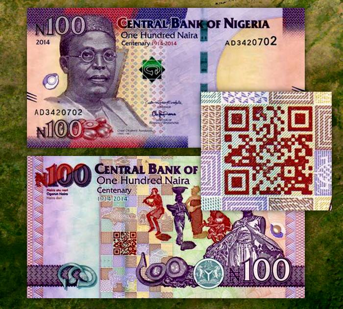 Nigeria launches a QR code payments framework