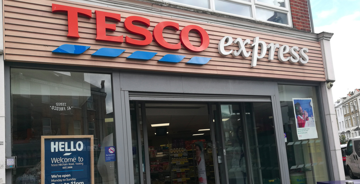 Tesco Pay+ exceeds the £1bn mark in payments