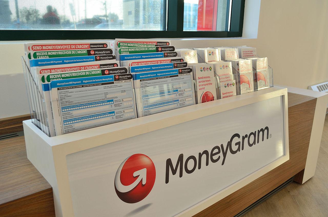 MoneyGram total revenue falls 5% in 2020