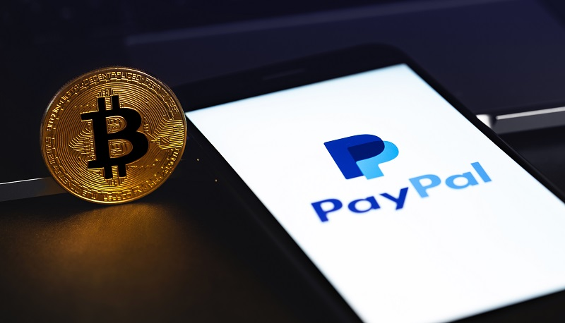 PayPal makes it easy to make purchases with crypto