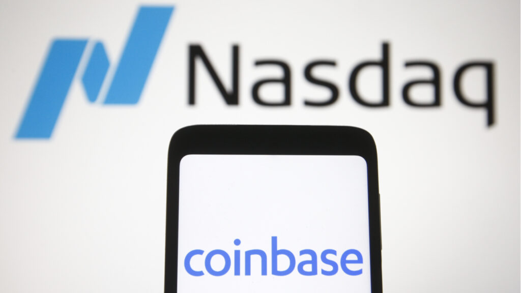 Coinbase public offering will take place in a volatile market